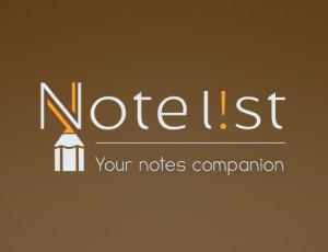 Note l!st logo