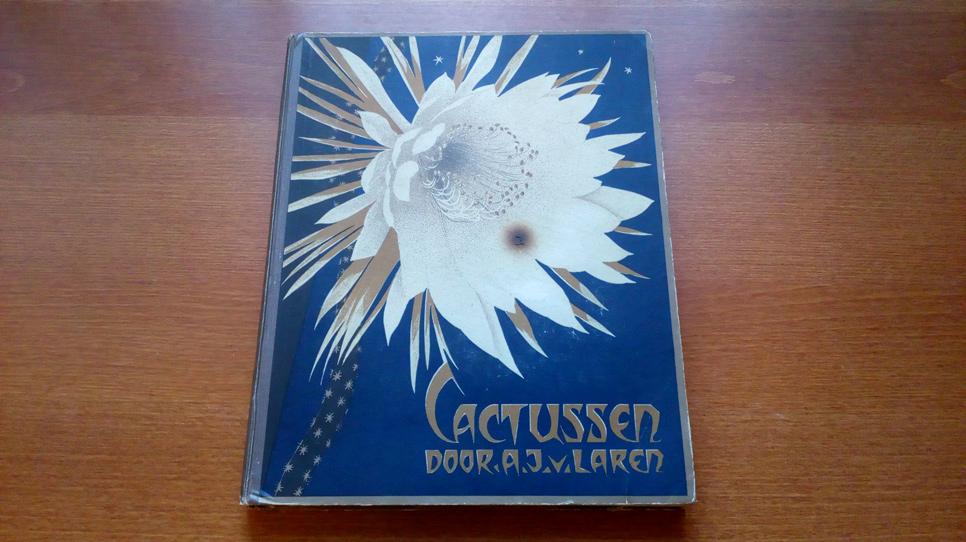 Verkade book cactussen cover