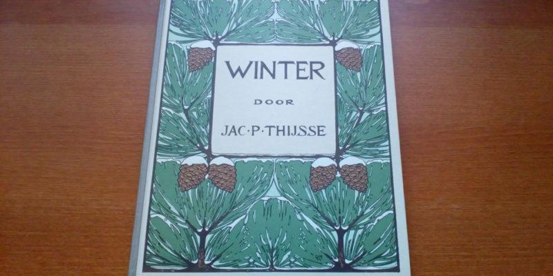 Winter Verkade book