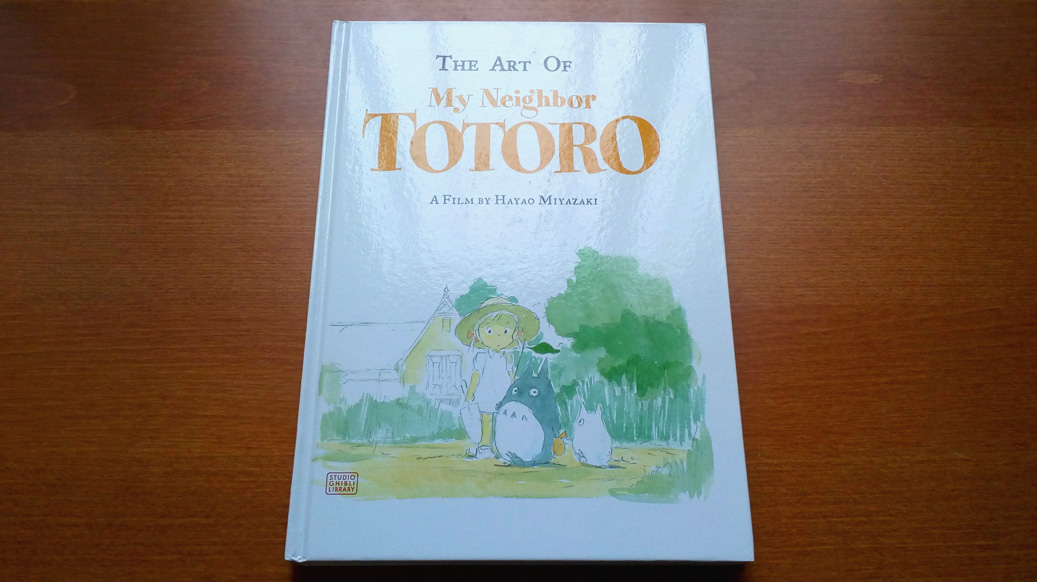 The Art Of My Neighbor Totoro Book Review