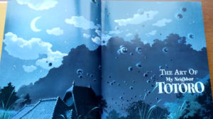 The Art Of My Neighbor Totoro Book Photo 1