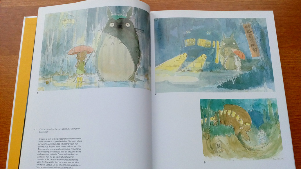 The art of My Neighbor Totoro book review – The Magic of